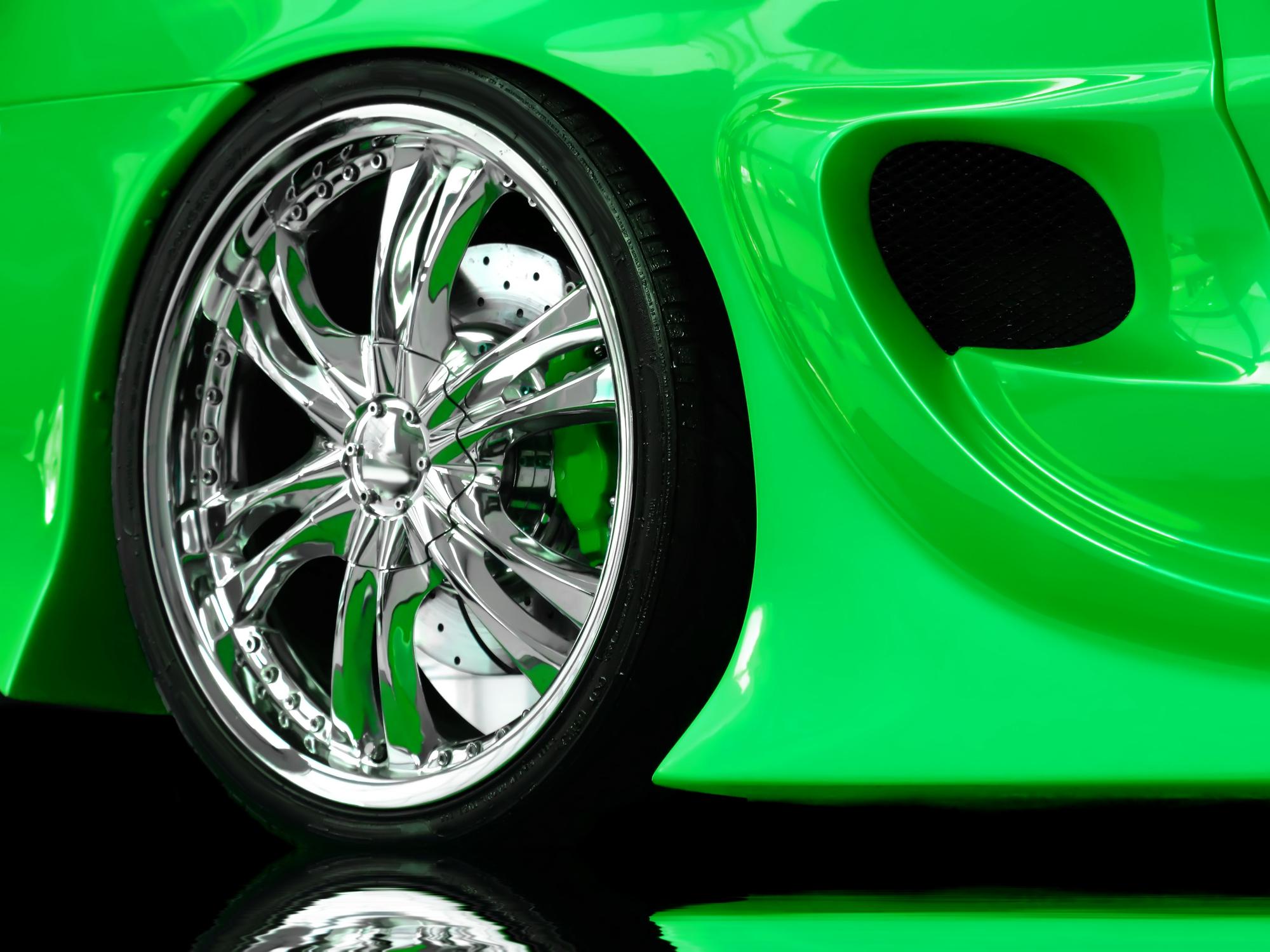 nevhodná veľkosť ALU diskov vám môže zničiť auto