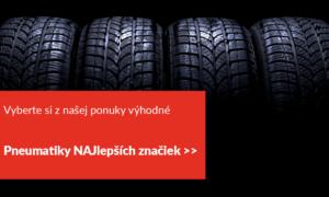 vyberte si z nasej ponuky vyhodne pneumatiky najlepsich znaciek
