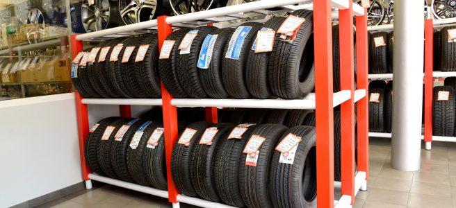 Najvýhodnejšie pneumatiky