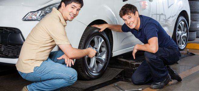 Zákazníci pneushop