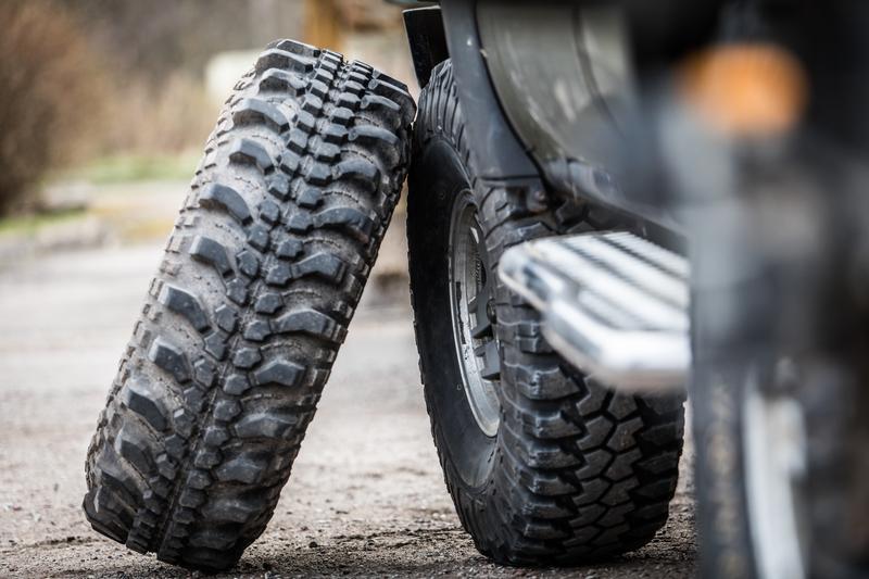 Podľa čoho si vybrať off-road pneumatiky?