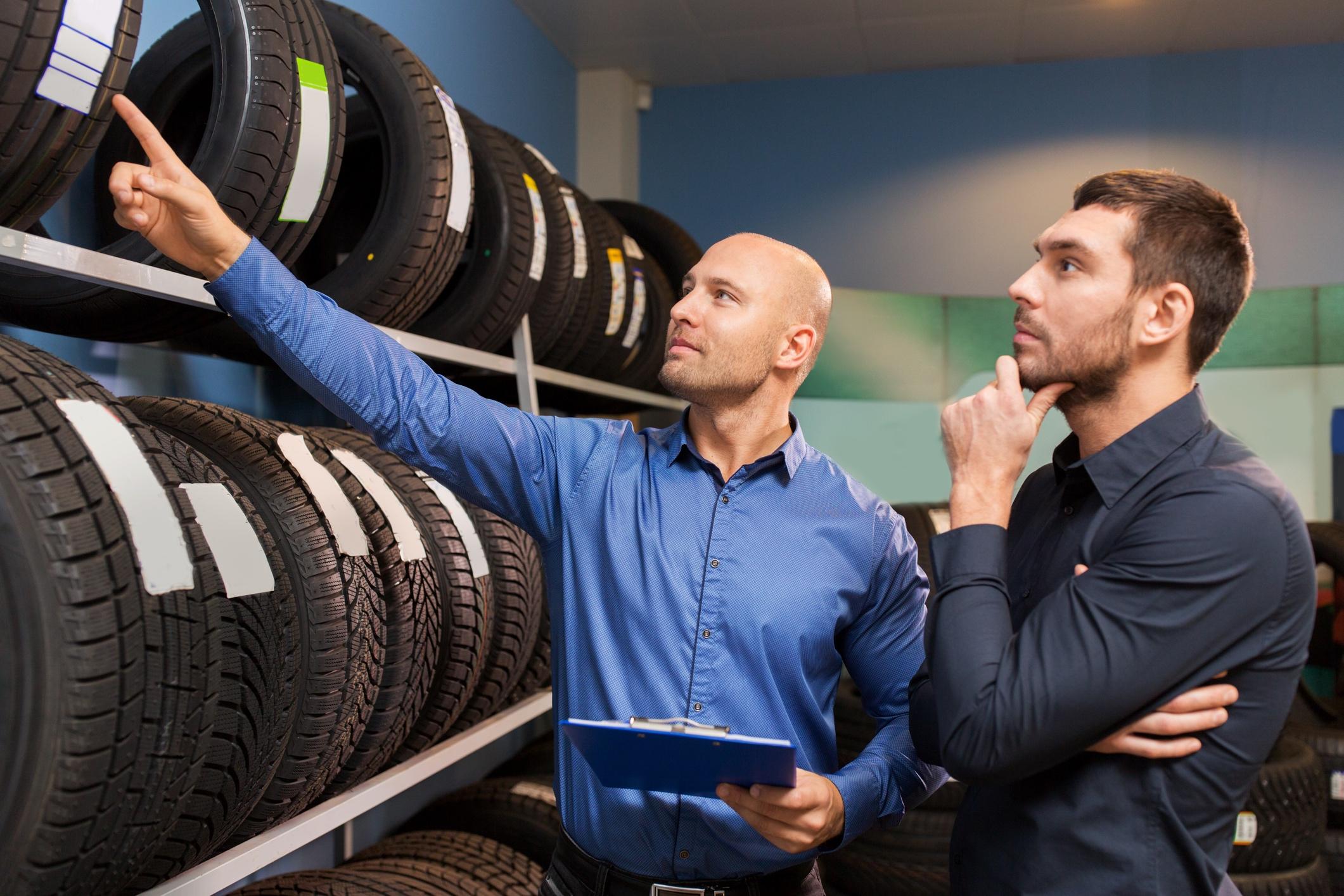 čo by mala spĺňať spoľahlivá predajňa pneumatík?