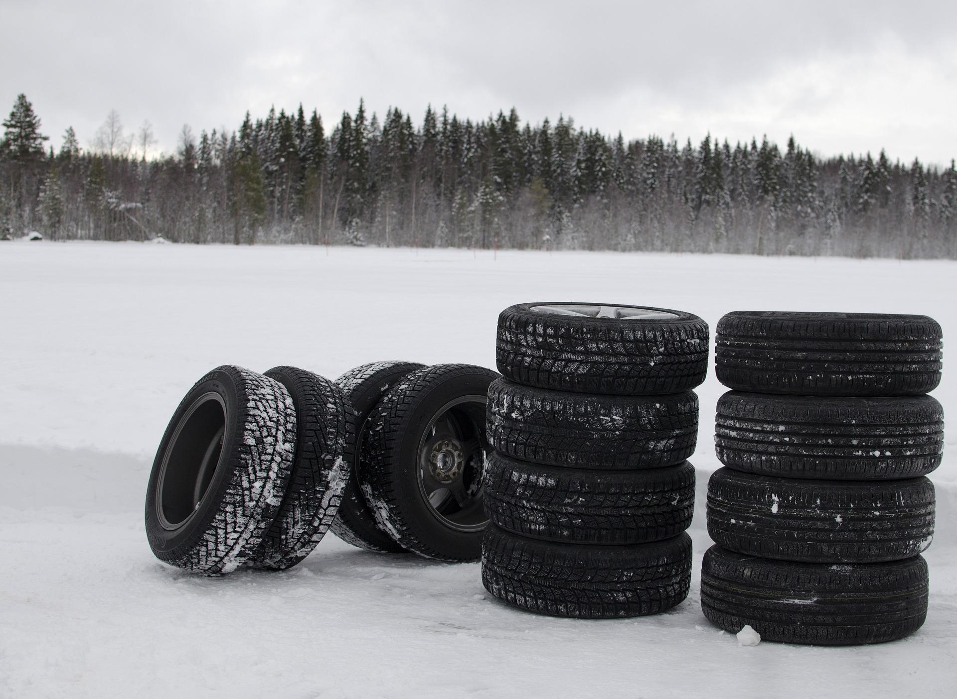 zimné pneumatiky: 2 tipy na predĺženie životnosti