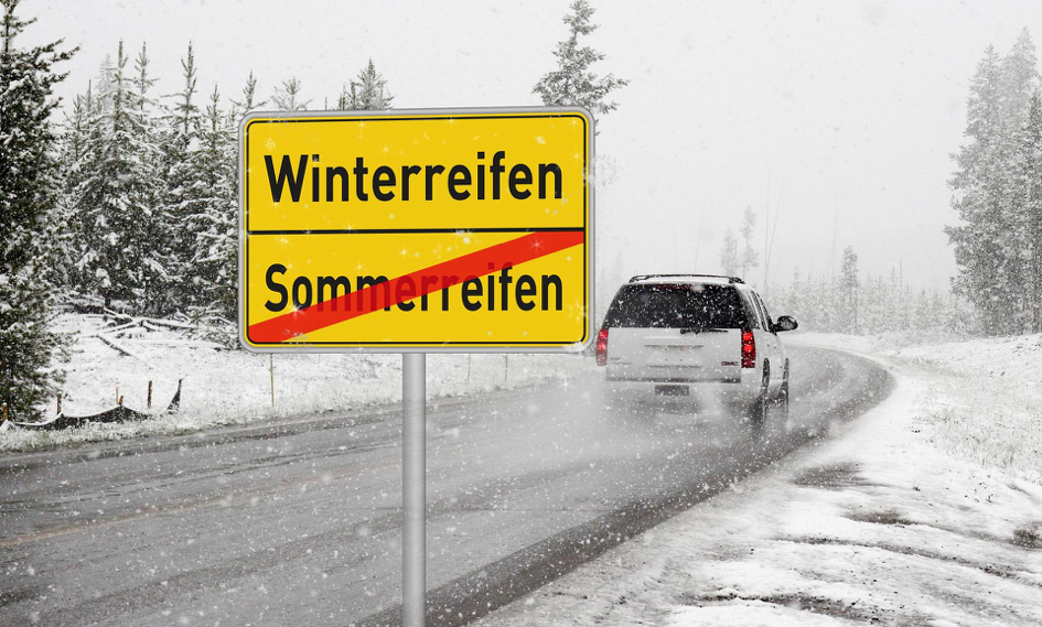 povinnosť zimných pneumatík v zahraničí
