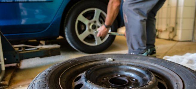 Prezúvate si pneumatiky sami?