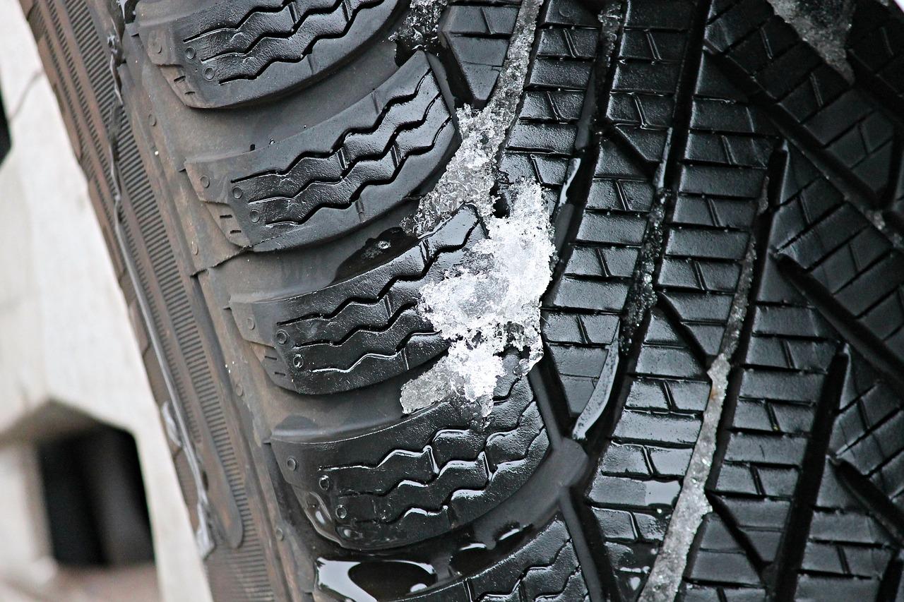 Ako starostlivo uschovať zimné pneumatiky