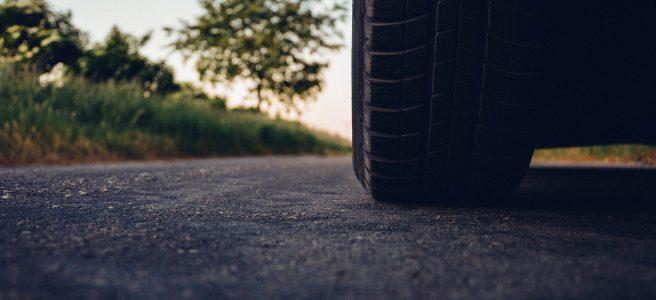 jazda po asfalte