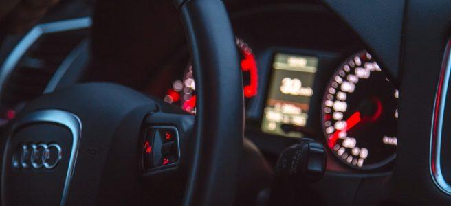 vôňa v aute