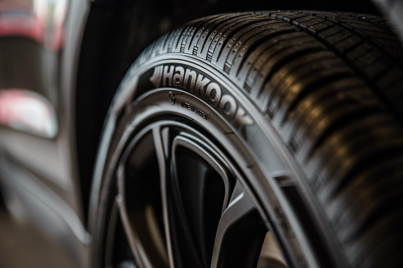 výmena pneumatiky