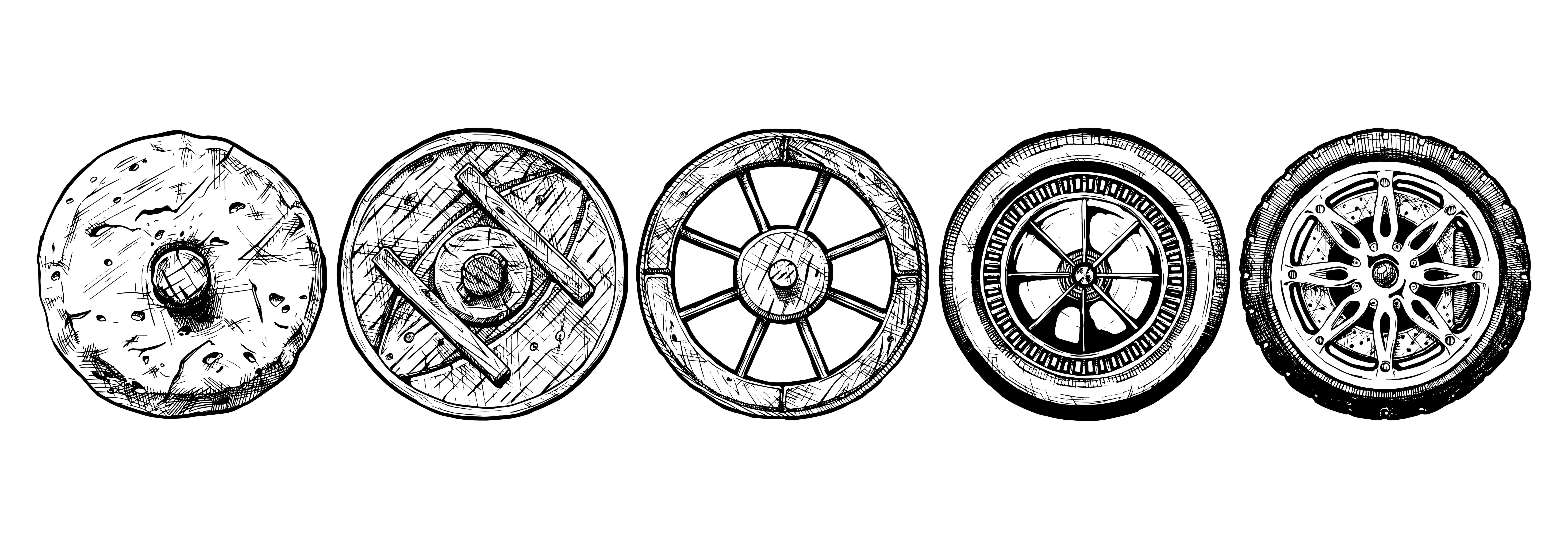 História hliníkových diskov: Ako sa vyvíjala ozdoba kolies?