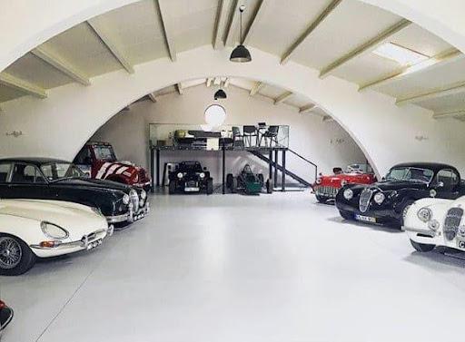 Najluxusnejšie garáže 3