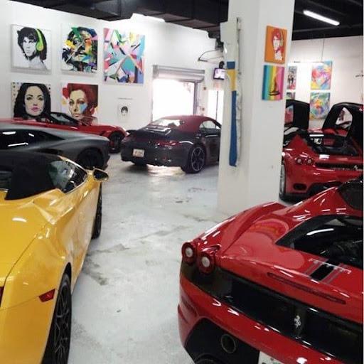 Najluxusnejšie garáže 6