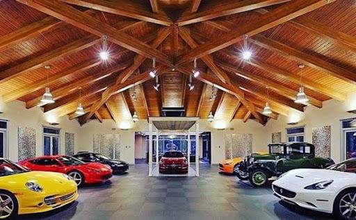 Najluxusnejšie garáže